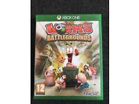 Worms Battleground XBox One game