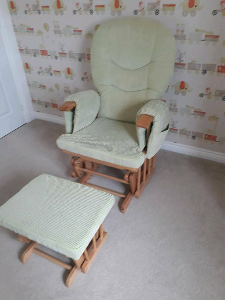 gliding nursing chair ads buy sell used find great prices