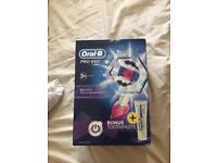 Brand new Oral-B electric toothbrush