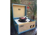 Dansette 'Tempo' - Fully restored. Great Vintage sound!!