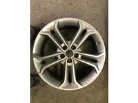 19inch Ford Focus st alloy