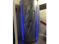 4 x 60 tube vertical sunbeds for sale