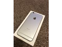 iPhone 6 64G - Silver- Excellent Condition