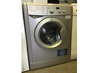 Indesit Ecotime Washer Dryer, IWDD 7123 (UK), 7KG load, with 1200 rpm - White