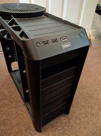 Antec 902 Case, Asus M3N-HD HDMI Motherboard, AMD Athlon 2850e CPU, 6GB DDR2 RAM, 500GB HDD