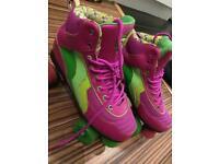 Girls rio rollerboots