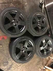 """Mazda mx5 alloys 4x100 15"""""""