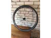 Road bike front wheel - standard size