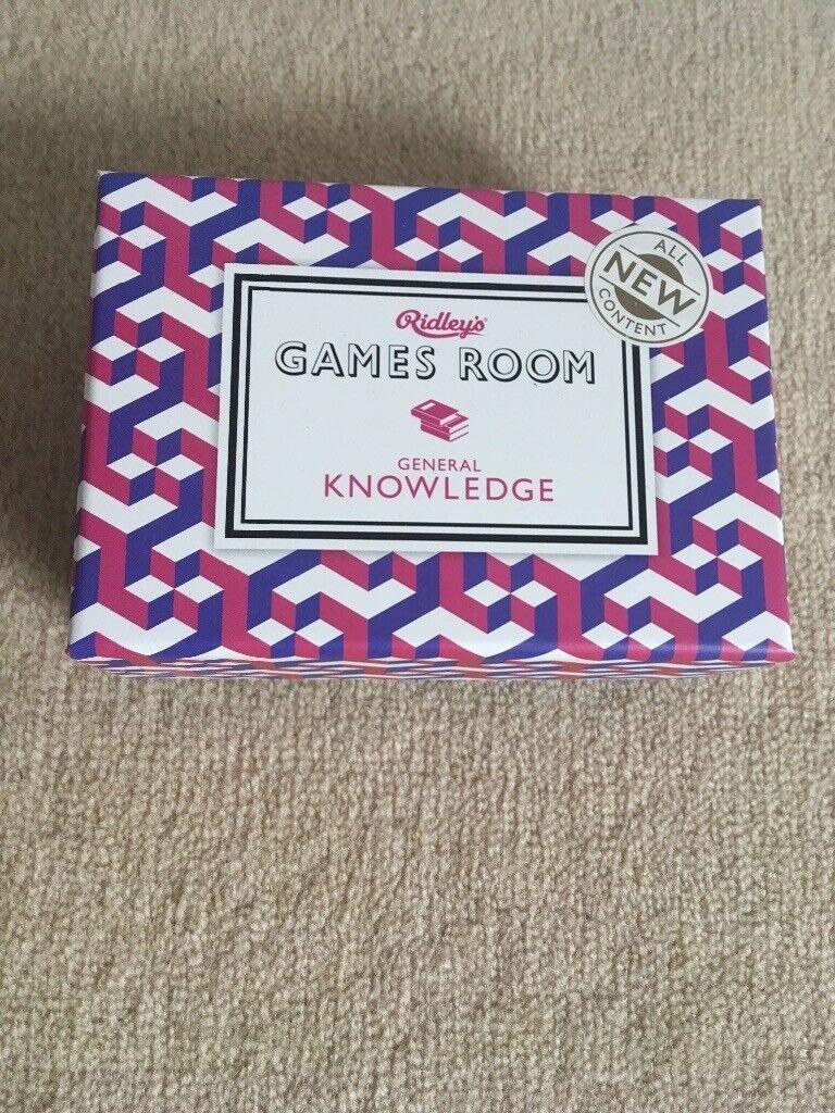 General knowledge quiz game brand new   in Barnt Green, West Midlands    Gumtree
