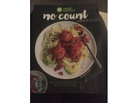 Weight watchers no count recipe book