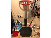 Vibration power plate in fantastic condition