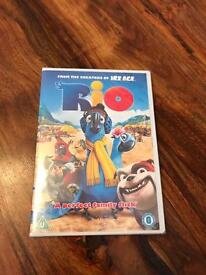 Rio DVD new and sealed