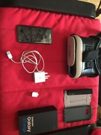 Samsung S7 Edge, Vodafone, Very good condition with free VR set