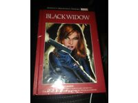 marvel comic strip BLACKWIDOW (issue 11) / brand new sealed never opened!!
