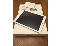 iPad Air 1st generation, 16gb, wifi only, silver/white, good condition, comes with box & charger