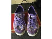 Pretty Vans Trainers ..