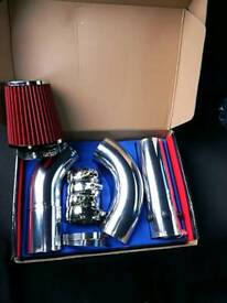"3"" universal air intake kit. New, never used."