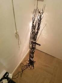 Lights on twigs