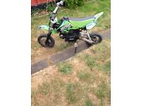 XSPORT 125 PIT BIKE FOR SPARES/REPAIRS