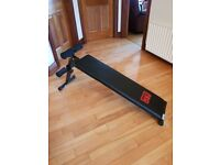 Sit-up bench- fitness exercise gym equipment