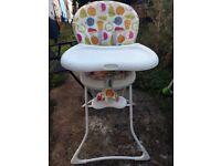 GOOD PRICE - Baby High chair - Graco baby feeding chair