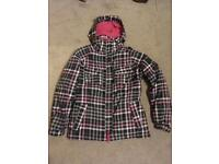 Ladies Trespass Ski jacket and matching salopettes