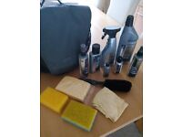 BMW CAR CARE KIT. SEAL AND PROTECT. GENUINE. UNUSED. WITH BAG