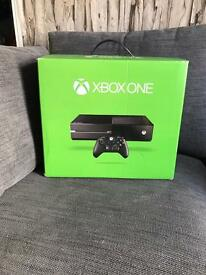XBox One **Box Only**