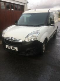Vauxhall Combo NO VAT Only 47000 miles