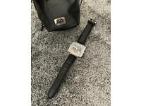 D&G leather strap watch, used for sale  Sunderland, Tyne and Wear