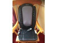 Homedics massage pad for chair