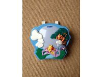 Winnie the Pooh Musical Projector Light for Cots