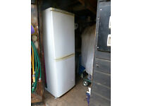 "Candy ""Super"" fridge freezer. Half and half"