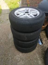 """Bmw wheels 15"""""""