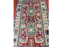 2 Similar Rugs VG Condition