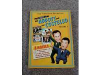 Abbott and Costello vol 1-3. 24 classic movies.
