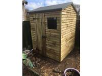 Garden shed fitted yesterday grab a bargain!