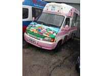 Ford Transit Ice Cream Van FOR SALE