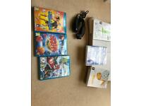 Wii & Wii U games fit board mario kart 8