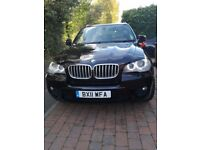 BMW X5 3.0 40d M Sport XDrive 5dr Suv