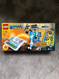 Lego Boost 17101 BRAND NEW UNOPENED creative toolbox toy
