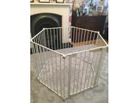 Mothercare Playpen / Baby Gate