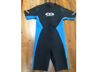 Child's Shortie/short Wet Suit Age 12-13
