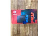 Nintendo switch 2nd gen boxed