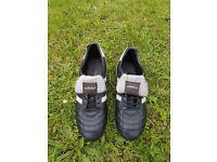 Adidas Kaiser Football Boots - Soft Ground - Size 9 - £25