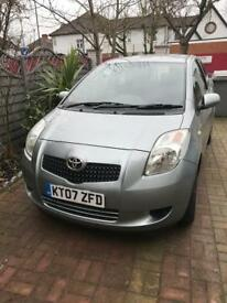 Toyota Yaris 1.3 Zink 3dr Multimode 18000 miles only
