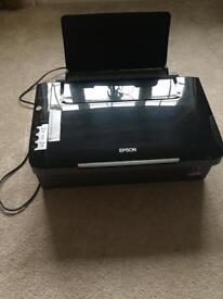 Epsom printer and scanner - stylus 100