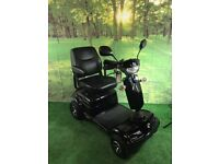 Stunning 2013 Electric Mobility Rascal Frontier 8mph Mid Size Mobility Scooter