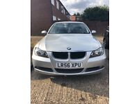 Lovely 2L Silver BMW 318i for sale