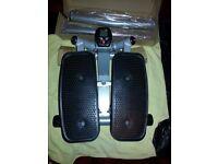 Portable Aerobic Fitness Step Air Stair Climber Stepper Machine BRAND NEW